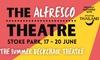 The Alfresco Theatre - Chefs, comedy, movies and theatre!