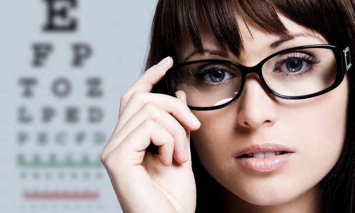 3 Guys Optical Collier - 3 Guys Optical Collier: $50 for $200 Worth of Eye Exam and Glasses at 3 Guys Optical Collier
