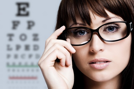 $50 for $200 Worth of Eye Exam and Glasses at 3 Guys Optical Collier