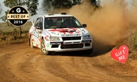 $119 for a Six-Lap Rally Car Drive at Rally School, Multiple Locations (Up to $239 Value)