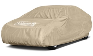 Coleman Premium Executive Outdoor Waterproof Sedan Car Cover