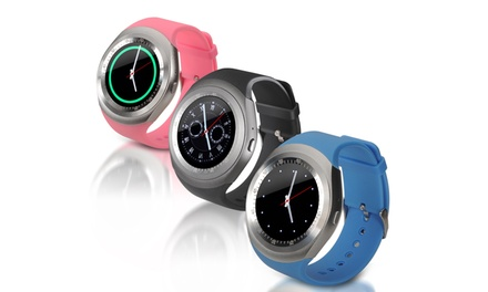 1 o 2 smartwatches con diseño deportivo para mujer
