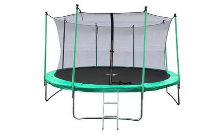 Trampolín Kaia Sports de 244 cm con 2 años de garantía