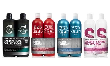 Prodotti Tigi per capelli