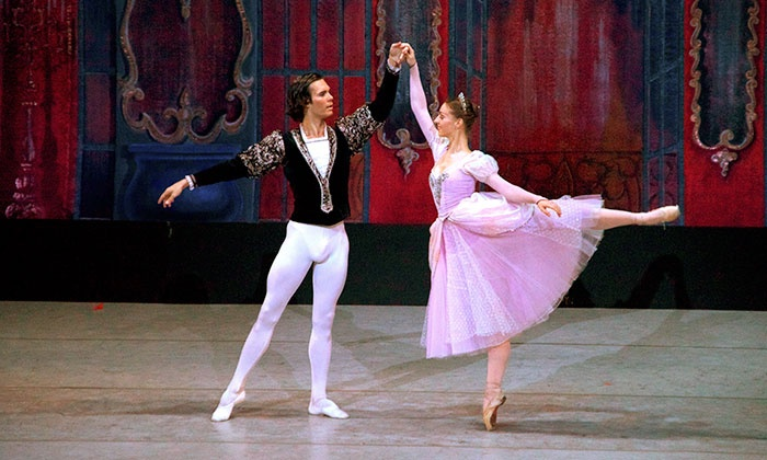 """Cinderella - Ruth Eckerd Hall: Moscow Festival Ballet Presents """"Cinderella"""" at Ruth Eckerd Hall on Saturday, February 27, at 7:30 p.m."""