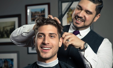 At-Home Men's Haircut with Optional Beard Trim from Shortcut (Up to 38% Off) a949ee8e-fdeb-47e9-8616-2fd4ab538800