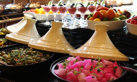 Iftar Buffet for a Child or Up to Eight Adults at Oceana at 5* Hilton Dubai Jumeirah (Up to 50% Off)