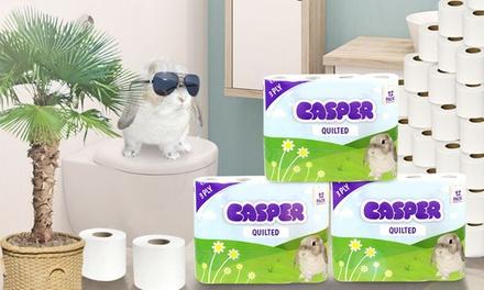 Casper Toilet Paper Rolls