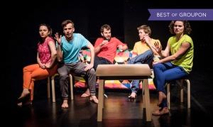 Teatr Ochoty: 37,99 zł: 2 bilety na wybrany spektakl w Teatrze Ochoty – 3 spektakle (-37%)