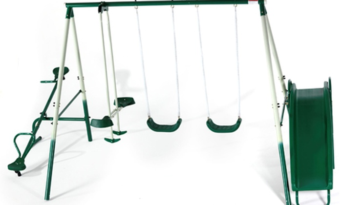 Cielo Lifestyle: Choice of Kids Swing Sets, Including Delivery
