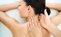 GROUPON: Up to 56% Off Deep-Tissue or Cupping Massage The Wellness Sanctuary
