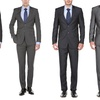Gino Vitale Slim-Fit Fashion Suits (2-Piece)