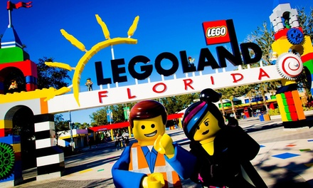 Single-Day Theme Park Admission to LEGOLAND Florida Resort (Up to 37% Off). Three Options Available.
