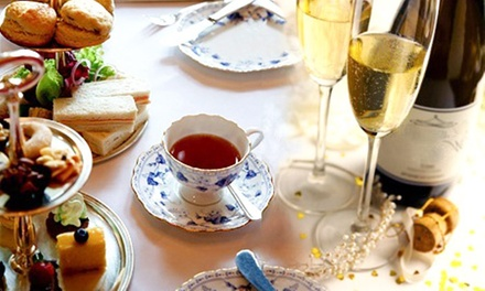 Festive Afternoon Tea for Two or Four at Lion Rock Tea Rooms (64% Off)