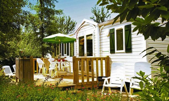 7 Nächte Campingurlaub mit Komfort in Europa für bis zu 6 Pers.