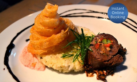 TwoCourse Meal with Drinks for Two $35, Four $65 or Six People $95 at Beef and Barley Up to $216 Value