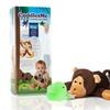 CuddlesMe Pacifier with Detachable Plush Animal