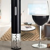 EraVino Cordless Electric Wine Bottle Opener With Foil Cutter