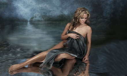 $79 for a Two-Hour Boudoir Photo Shoot for an Individual or Couple at LJM Photography ($373 Value)