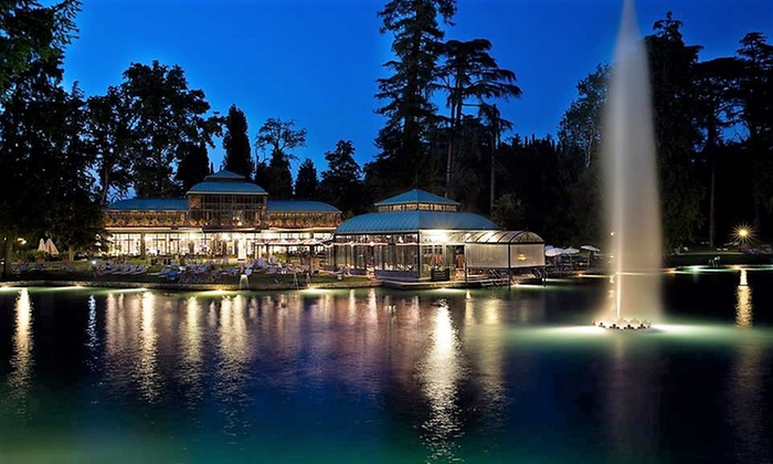 Hotel eden in valeggio sul mincio groupon getaways for Bagni lago prezzi