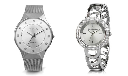 Classic Mesh or Caring Watch: One $29, Two $49, Both $49 Don't Pay Up to $268.40