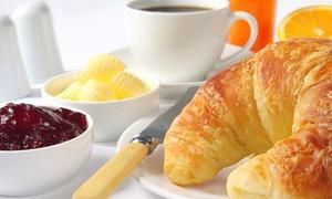 Twelve Avenue: Genießer-Frühstück inklusive je 1 Glas Sekt für Zwei oder Vier im Twelve Avenue