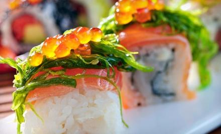 $25 Groupon for Dinner  - Fuji Japanese Steak & Sushi Dalton in Dalton