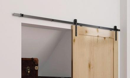 Sliding Door Hardware Track Kit