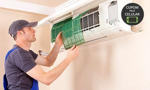 Bom Ar Climatização-A: Bom Ar Climatização: manutenção e higienização de ar-condicionado (opção até 22.000 BTUs)