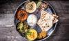 Large Vegetarian Thali