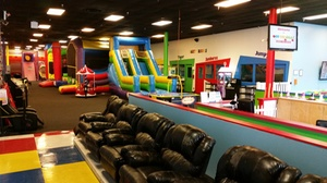 Up to 54% Off Play Passes at Off the Wall at Off The Wall!, plus 6.0% Cash Back from Ebates.