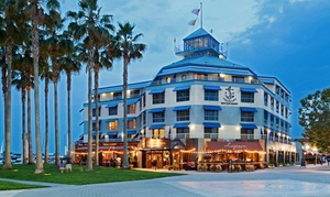 Waterfront Hotel in the Bay Area at Waterfront Hotel Oakland, plus 9.0% Cash Back from Ebates.