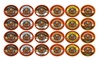 Crazy Cups Decaf Flavored Lovers Single-Serve Coffee Cups (24-Count): Crazy Cups Decaf Flavored Lovers Single-Serve Coffee Cups for Keurig Brewers (24-Count)