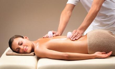 3 massaggi con coppettazione