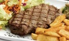 Hardy's Pizza - Vincent: Greek & Italian Meal with Appetizers, Entrees, and Desserts for Two or Four at Hardy's Pizza (57% Off)