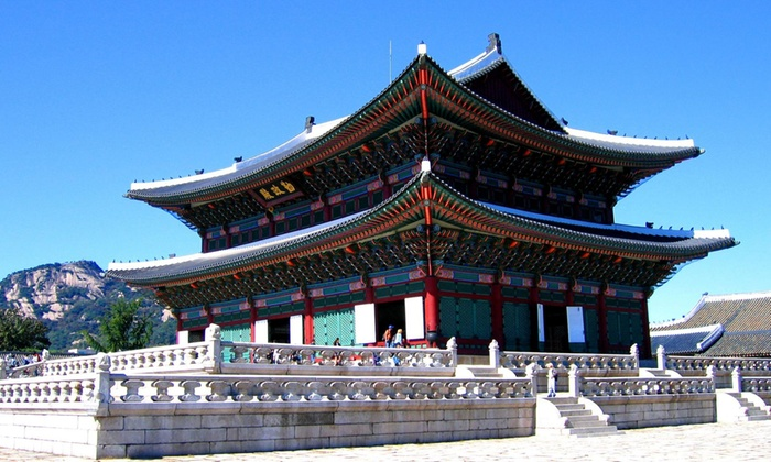 Al Naboodah Travel & Tourism Agencies LLC - Seoul: ✈  South Korea: 4-Night Stay in Seoul or 5-Night Stay in Seoul and on Jeju Island with Flights, Transfers and Tours*