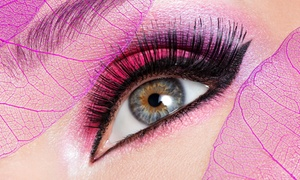 I Love Lash: Set of Synthetic Mink or Glamorous Lash Extensions at I Love Lash (Up to 50% Off)