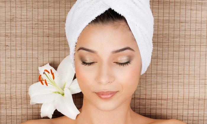 Kiss and Makeup - Wilmington: Eyebrow Wax and Tint or Eyebrow Waxing at Kiss and Makeup (Up to 52% Off)