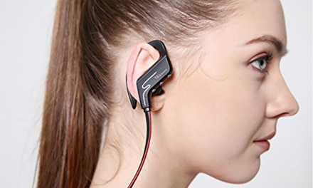Jowtte Sweatproof SP6 4.1 Wireless Earbuds from AED 99 (Up to 69% Off)