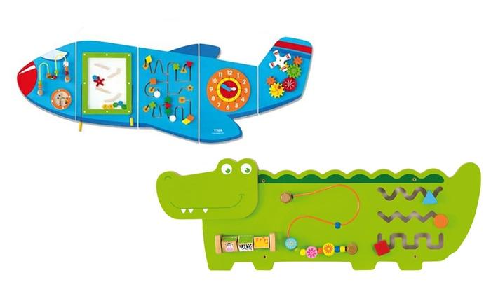 TitoloGiocattolo per bambini Viga disponibile in 2 modelli