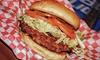 40% Cash Back at Mixed Up Burgers