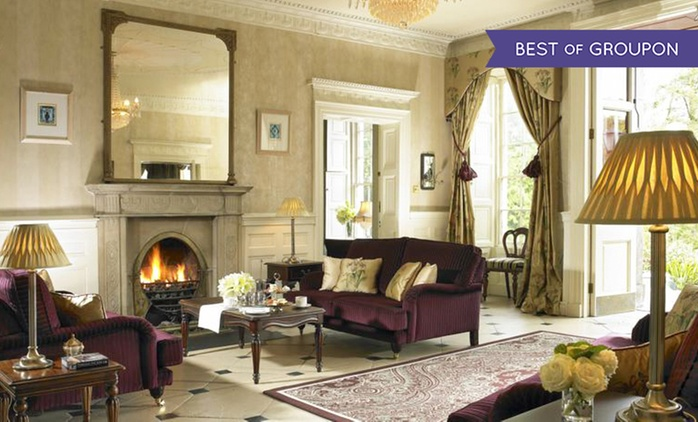 Cork: 1 or 2 Nights for Two with Breakfast, Prosecco, Dinner and Spa Credit at The Maryborough Hotel and Spa