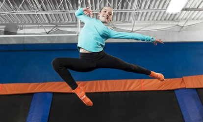 Jump Passes, Glow Tickets, or Jump Around Party at Sky Zone - Danvers (Up to 35% Off). Six Options Available.