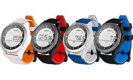1 o 2 smartwatches vintage con Bluetooth Smartek SW-510