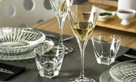 Set Bicchieri e calici RCR