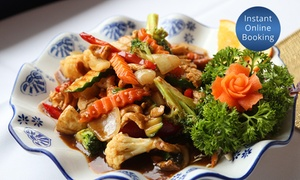 The Big Elephant: $20 for $40, $40 for $80 or $80 for $160 to Spend on Thai Food and Drinks at Big Elephant Thai Restaurant