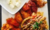 Hoodadak - Katy: Korean Food for Two, Four, or More at Hoodadak (Up to 43% Off). Three Options Available.