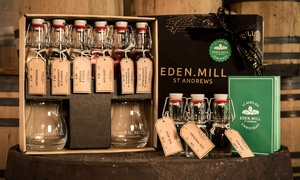 Eden Mill: Tutored Gin Tasting Session with Eden Mill: Entry for Two at Rusacks Hotel, St Andrews