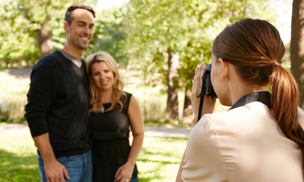 60-Minute Outdoor Photo Shoot from Daisy Gomez Photography (75% Off)