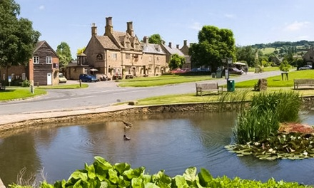 Worcestershire: Up to 3 Nights for Two with Breakfast at The Bell at Willersey